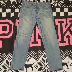 Hollister straight leg jeans